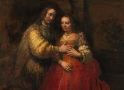 Rembrandt im Vergleich – Lucretia