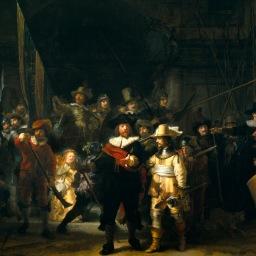 Rembrandt im Vergleich – Eine kurze Einführung