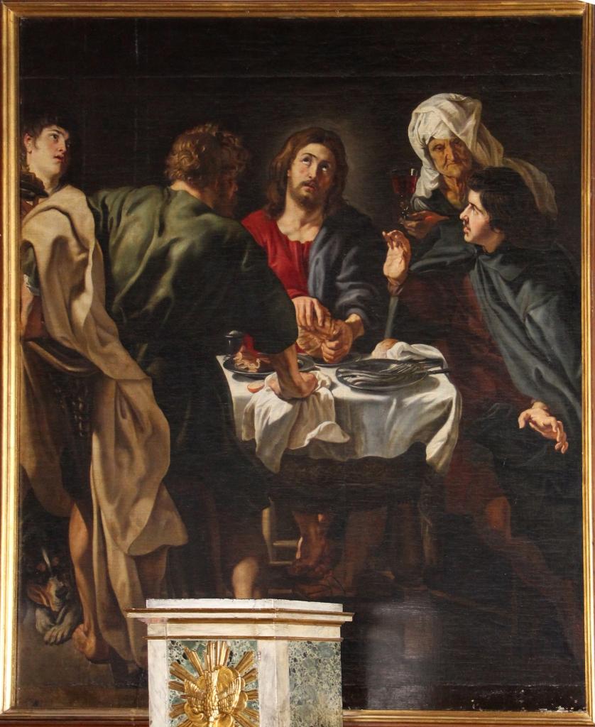Rubens Emmaus 1611