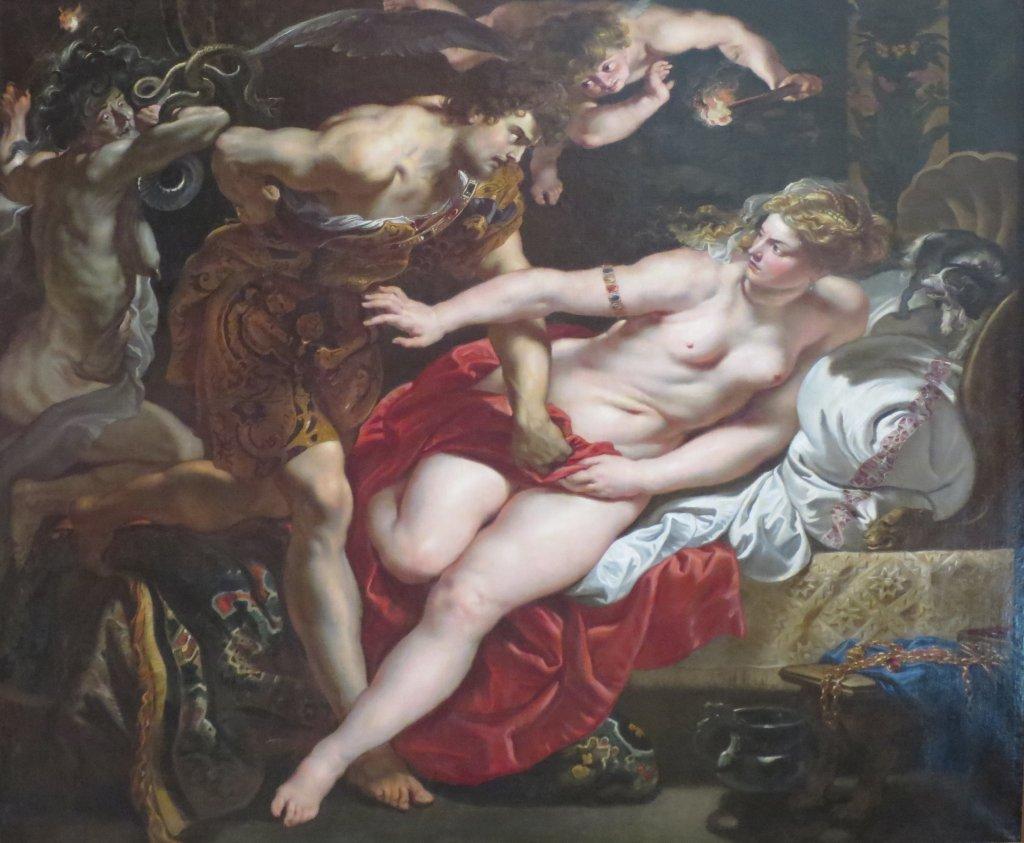 Rubens Lucretia