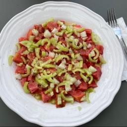 Trampó – der mallorquinische Sommersalat