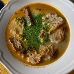 Eine typisch mallorkinische Fischsuppe